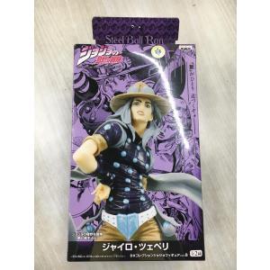 ジョジョの奇妙な冒険DXコレクションジョジョフィギュアVol.8 ジャイロ・ツェペリ 使用感有り|moetaku