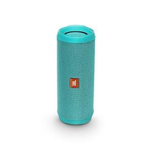 JBL FLIP4 Bluetoothスピーカー IPX7防水/パッシブラジエーター搭載/ポータブル...