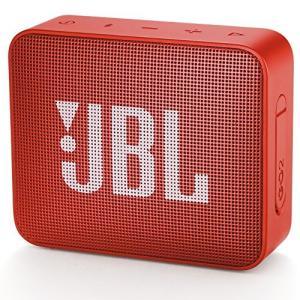 JBL GO2 Bluetoothスピーカー IPX7防水/ポータブル/パッシブラジエーター搭載 オ...