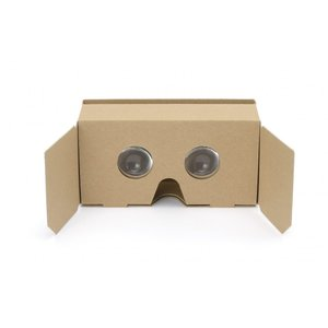 ハコスコ タタミ二眼 スマホ向けVRデバイス Google Cardboard|moguravrstore