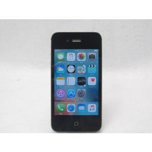 【中古携帯】SIMフリー 海外版 iPhone 4s 16GB  ブラック Cランク