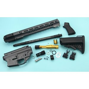 EMG SAI GRY Carbine(ロング) GBB フルコンバージョンキット Cerakote GRAY (東京マルイM4 MWS対応/SAI Licensed)