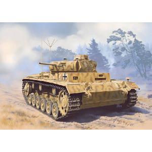 サイバーホビー 1/35スケール  【CH6792】 WW.II ドイツIII号着弾観測戦車 Pz.Beob.Wg.III