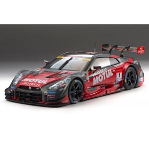 エブロ 1/18 モチュール オーテック GT-R #1 スーパーGT GT500 2015 チャンピオンカー