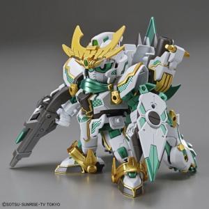 『ガンダムビルドダイバーズ』より、RX-零丸の武装強化仕様を立体化。  ■サイコフレームはグリーンで...
