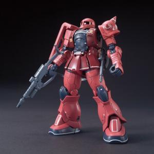 バンダイ 1/144スケール HG MS-05S シャア専用ザク I (機動戦士ガンダム THE O...