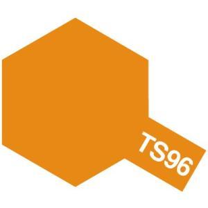 タミヤ スプレーカラー TS-96 蛍光オレンジ