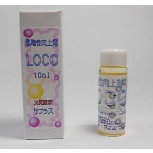サプラス 集電性向上剤 LOCO (ロコ)|mokeiyabigman