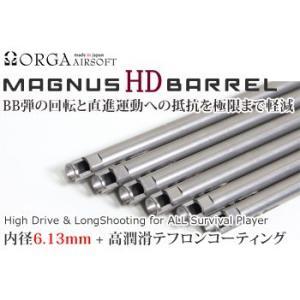 ORGA (オルガ) マグナスHDバレル 303mm (内径6.13mm) for AEG (電動ガン用)|mokeiyabigman