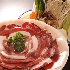 ぼたん鍋用猪肉580g(4〜5人前)|mokkoss