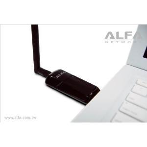 小型ハイパワー USB WiFi 無線ルーター  1000mW 150Mbps  ワイヤレスアダプター 5dBiアンテナ搭載  802.11b/g/n  Alfa mokku-shop
