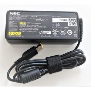 NEC 純正 PC-VP-BP103 ADP004 LaVie用 20V 3.25A ACアダプター 電源ケーブル付属 mokku-shop