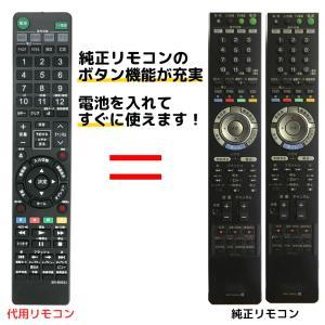 ソニー ブルーレイ リモコン RMT-B003J RMT-B004J 148044113 14870...