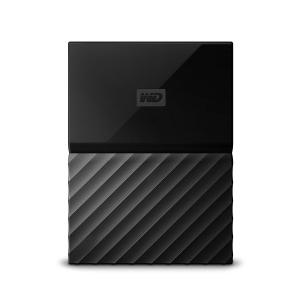 WD HDD ポータブル ハードディスク 4TB USB3.0 ブラック パスワード保護 (PS4 対応) 3年保証 My Passport WDBYFT0040BBK-WESN mokku-shop