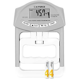 握力 トレーニングのモチベーション対策に! リハビリが必要な方や健康管理に握力測定器をお勧めします!...