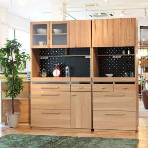 キッチンボード OCTA(オクタ)105 KB 食器棚の写真