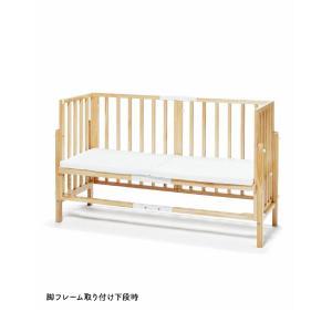 ベビーベッド そいねーる+ ムーブ 専用敷きマット付き yamatoya|moku-moku|08