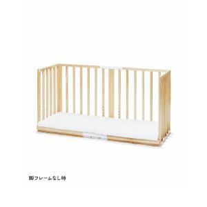 ベビーベッド そいねーる+ ムーブ 専用敷きマット付き yamatoya|moku-moku|09