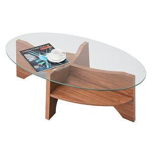 オーバルテーブル センターテーブル LE-454|moku-moku|04