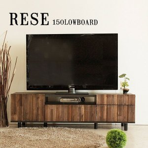 ローボード 150 テレビボード レセ RESE|moku-moku