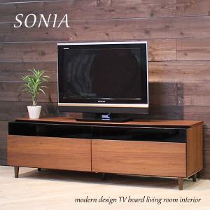 テレビボード ソニア 155 ローボード|moku-moku