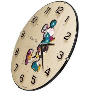 1ed2ab7525 ... セイコー 掛け時計 Disney Time(ディズニータイム)ミッキー FW586B|mokubakagu| ...