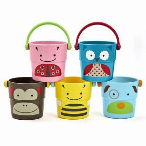 アニマル・バスカップ SKIPHOP スキップホップ お風呂 水遊び おもちゃ mokuguru