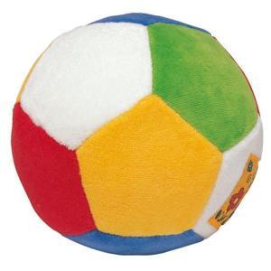 ベビーズ・ファースト・ボール 布のおもちゃ 赤ちゃん 1歳 2歳 誕生日 プレゼント|mokuguru