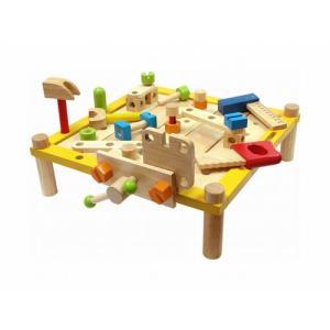 カーペンターテーブル 大工遊び 3歳 4歳 5歳 男の子 おもちゃ 誕生日 プレゼント|mokuguru