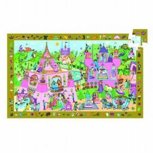 さがし絵パズル プリンセス54ピース 3歳 4歳 女の子 誕生日 プレゼント|mokuguru