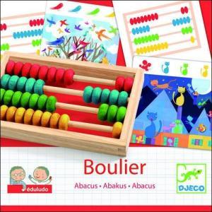 エデュルドアバカス ナンバーズ そろばん 数字 知育玩具 3歳 4歳 誕生日 プレゼント|mokuguru