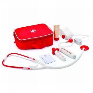 お医者さんごっこ ドクターセット 3歳 4歳 5歳 誕生日 プレゼント 知育玩具|mokuguru