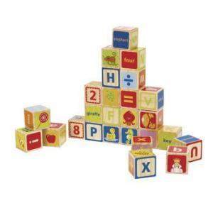 ABCブロックス アルファベット 英語 積み木 3歳 4歳 知育玩具 誕生日 プレゼント|mokuguru
