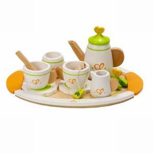 ティーセット ままごと おもちゃ 3歳 4歳 5歳 女の子 誕生日 プレゼント 知育玩具|mokuguru