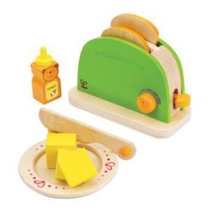ポップアップトースター おままごと キッチン  木のおもちゃ 2歳 3歳 4歳 誕生日プレゼント|mokuguru