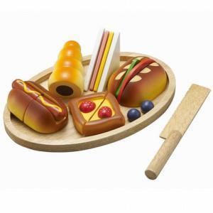 パン職人ままごとセット 2歳 3歳 木のおもちゃ 誕生日 プレゼント|mokuguru