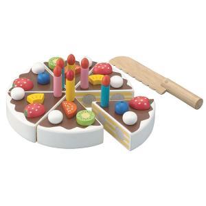 たのしいケーキ職人 パティシエごっこ ままごと 木のおもちゃ 2歳 3歳 誕生日プレゼント