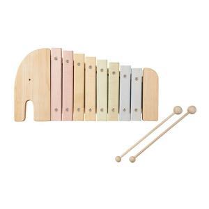 エレファントシロフォン  木琴 出産祝い 1歳 2歳 3歳 誕生日 プレゼント 子供用楽器 mokuguru