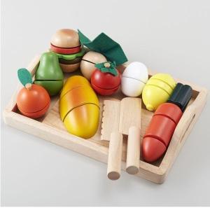 ままごといっぱいセット 野菜 食材 おままごと 木のおもちゃ 2歳 3歳 4歳 誕生日プレゼント|mokuguru