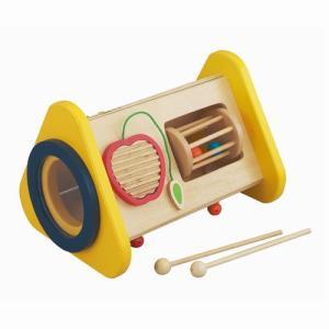 森の音楽会 楽器 音遊び エド・インター 木のおもちゃ 2歳 3歳 誕生日 プレゼント