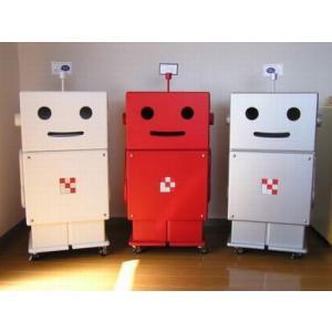 ロビット Robit  収納ロボ ロボット型収納家具 子供部屋 インテリア|mokuguru