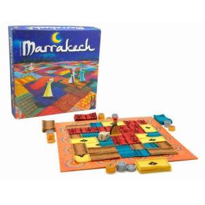 マラケシュ Marrakech ギガミック Gigamic ボードゲーム