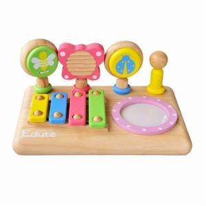 ファーストミュージックセット 赤ちゃん 楽器 音遊び おもちゃ 出産祝い プレゼント mokuguru
