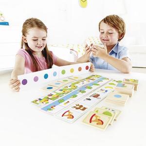 リッスン トゥー クルーズ 連想ゲーム 推理ゲーム 言葉遊び 知育玩具 4歳 5歳 誕生日 プレゼント|mokuguru