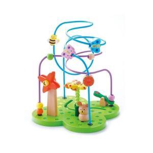 エド・インター ルーピング ビーズコースター 指先 手先 赤ちゃん 知育玩具 出産祝い 1歳 2歳 ...