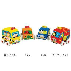 プルバックカー ケースキッズ 赤ちゃん ベビー 車 1歳 2歳 おもちゃ プレゼント|mokuguru