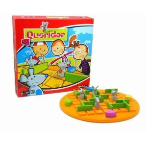 コリドールキッズ Quoridor ギガミック Gigamic ボードゲーム 脳トレ おもちゃ|mokuguru