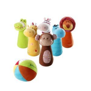 リリピュション NEW サファリボーリング 出産祝い 1歳 2歳 誕生日 プレゼント おもちゃ|mokuguru