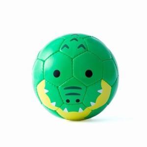アニマルフットボール ワニ SFIDA スフィーダ ベビー キッズ 外遊び おもちゃ|mokuguru