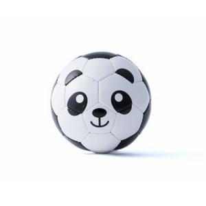 パンダ柄のミニサッカーボール SFIDA スフィーダ アニマルフットボール 外遊び おもちゃ|mokuguru